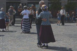 danser lors d'un évènement
