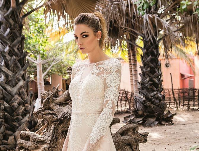 Location de robes de mariage