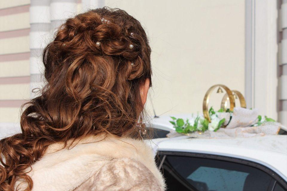 La coiffure idéale lors de votre mariage